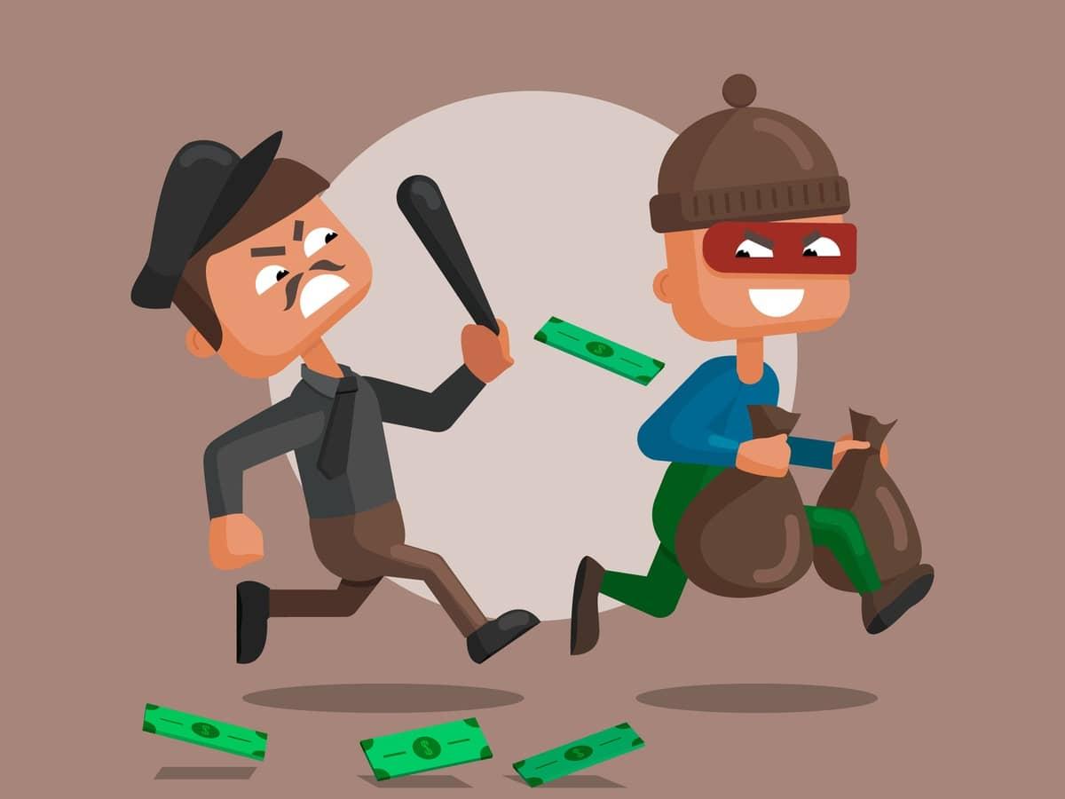 سرقت با شکست حرز در بیمه به چه معنا است  بیمه خانه